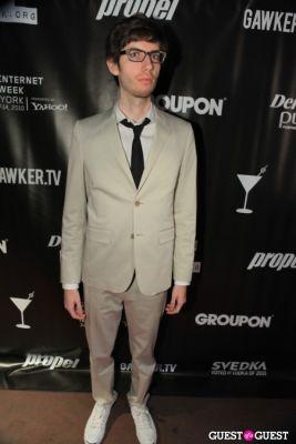 david karp in 2010 Webutante Ball