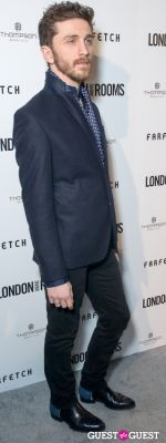 david koma in British Fashion Council Present: LONDON Show ROOMS LA Cocktail Party