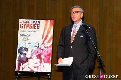 david lyle in National Geographic- American Gypsies World Premiere Screening