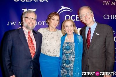 Oceana's Inaugural Ball at Christie's