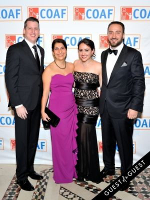 david treff in COAF 12th Annual Holiday Gala