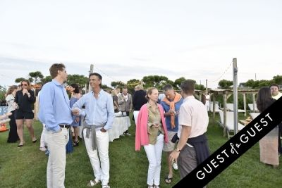 sean macpherson in Cointreau & Guest of A Guest Host A Summer Soiree At The Crows Nest in Montauk