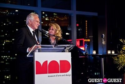 david and-sybil-yurman in Museum of Arts and Design's annual Visionaries Awards and Gala