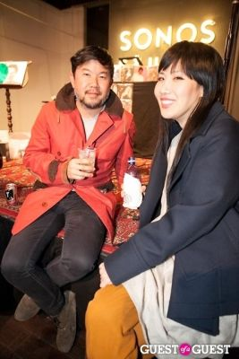 vivian bang in An Evening with Mayer Hawthorne at Sonos Studio