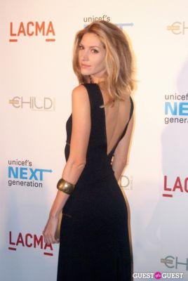dawn olivieri in UNICEF Next Generation LA Launch Event