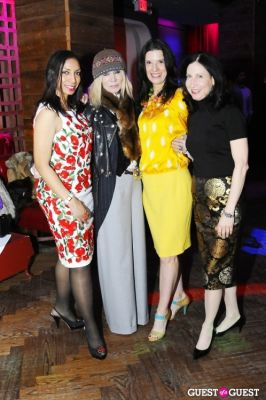 dawne marie-grannum in Melanie Fraser Hart's Callula Lilibelle Fall 2013 Fashion Presentation