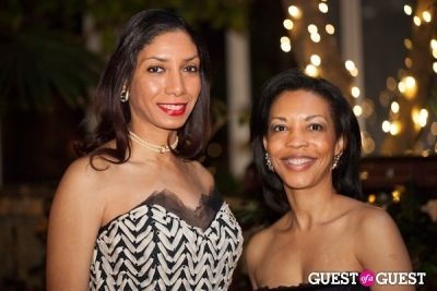 dawne marie-grannum in New York Botanical Garden Winter Wonderland Ball