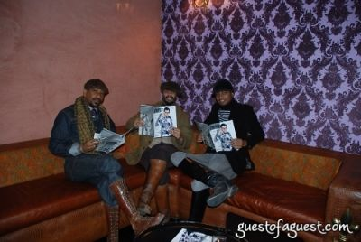 giovanni james in Paper Mag NYC Nightlife Awards