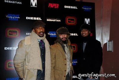 prince julius in Paper Mag NYC Nightlife Awards