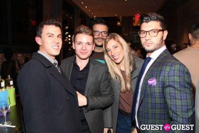 dean quigley in SCENE Magazine Celebrates November Issue and Etro's New Fragrance