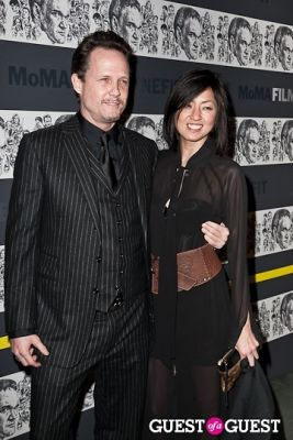 dean winter in Museum of Modern Art Film Benefit: A Tribute to Quentin Tarantino
