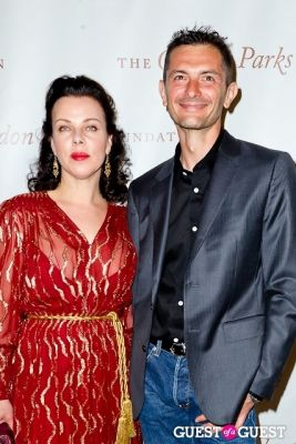 debi mazar in The Gordon Parks Foundation Awards Dinner and Auction 2013