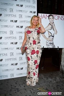 debra halpert in Hamptons Magazine Celebrates Heidi Klum's July 4th Issue Presented by New Balance