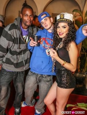 dedrick dart in Nick Cannon's Ncredible Haunted Mansion Party
