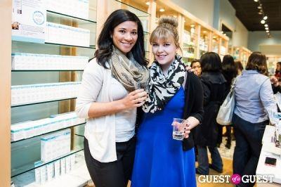 amanda jean-wessell in Bluemercury Fairfax Grand Opening