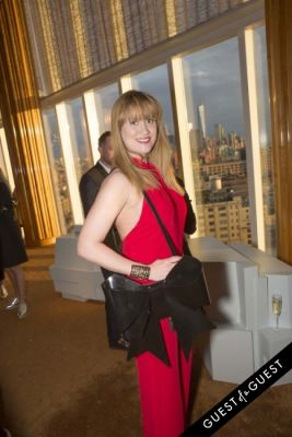 delphine de-causans in Max Mara Whitney Bag Launch