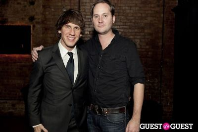 dennis crowley in 36 Cooper Holiday Party