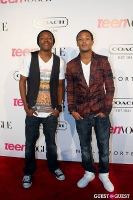 romeo in 9th Annual Teen Vogue 'Young Hollywood' Party Sponsored by Coach (At Paramount Studios New York City Street Back Lot)