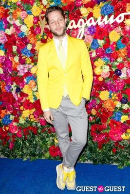 derek blasberg in Ferragamo Celebrates The Launch of L'Icona