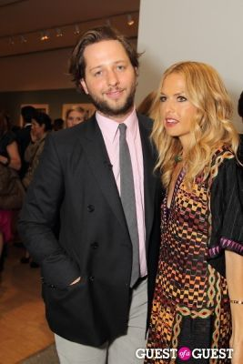 derek blasberg in Harper's Bazaar Greatest Hits Launch Party