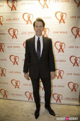 derek warburton in Love Heals Gala 2014