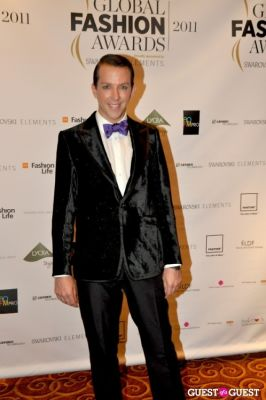 derek warburton in WGSN Global Fashion Awards.