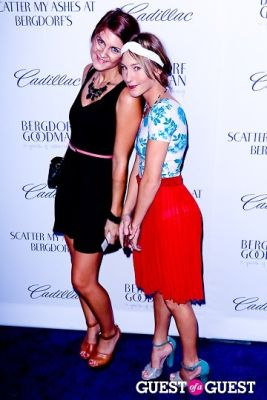 desiree marchetti in Scatter My Ashes at Bergdorf's Special Screening at the Paris Theater