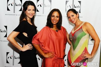 desiree rabuse in HaChi Restaurant and Lounge Opening