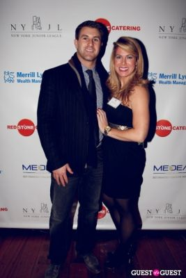 devin darcangelo in New York Junior League Fall Fete