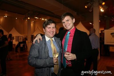 devin guinn in OUTAuction NYC 2009