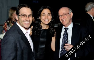 paul levy in 92Y's Emerging Leadership Council second annual Eat, Sip, Bid Autumn Benefit