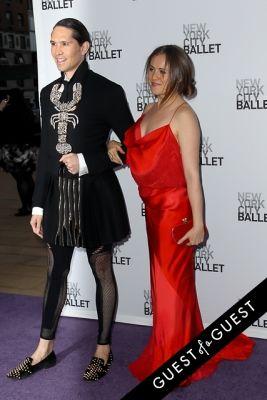 di mondo in NYC Ballet Fall Gala 2014