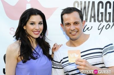 diana falzone in Swoon x Swagger Present 'Bachelor & Girl of Summer' Party