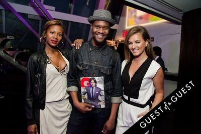stephon torrence in Gascón X Brian Kirhagis event Hosted By GQ