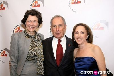 mayor michael-bloomberg in NYC Center Reopening Gala