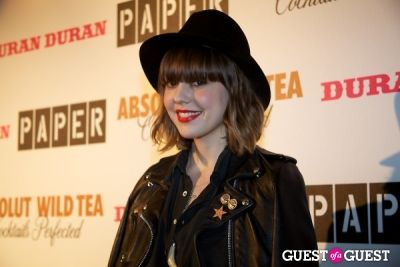 diane birch in Duran Duran and the Beautiful People Party