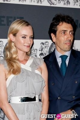 diane kruger in Museum of Modern Art Film Benefit: A Tribute to Quentin Tarantino