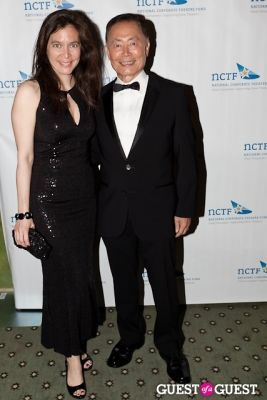 george takei in National Corporate Theatre Fund Chairman's Award Gala