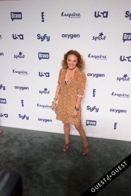 diane von-furstenberg in NBCUniversal Cable Entertainment Upfront