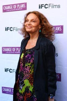 diane von-furstenburg in Special Screening of CHANGE OF PLANS Hosted by Diane Von Furstenburg and Barry Diller
