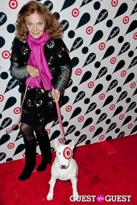 diane von-furstenberg in Target and Neiman Marcus Celebrate Their Holiday Collection