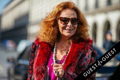 diane von-furstenberg in Paris Fashion Week Pt 3