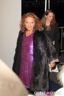 diane von-furstenburg in Oprah Winfrey and Ralph Lauren Gala