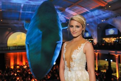 dianna agron in American Museum of Natural History Gala 2014