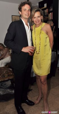 adriana pidwerbetsky in MAY 13 Films movie launch party