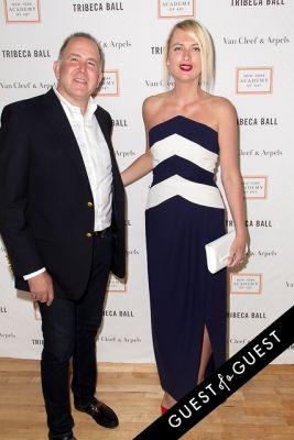 lana smith in NY Academy of Art's Tribeca Ball to Honor Peter Brant 2015