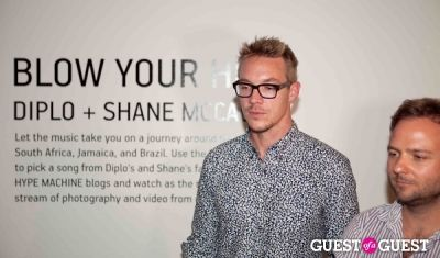 diplo in Diplo and Shane McCauley's