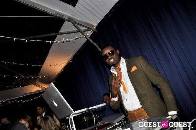 dj pitch-one in 44th Annual Meridian Ball