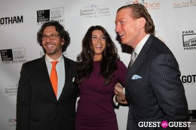 scott neher in 10th Annual About Face Benefit for Domestic Violence Survivors