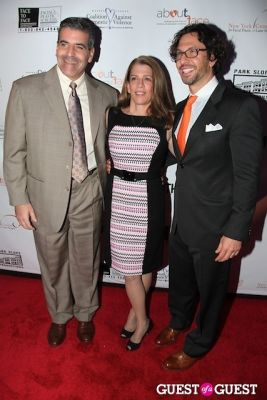 terry glassman in 10th Annual About Face Benefit for Domestic Violence Survivors